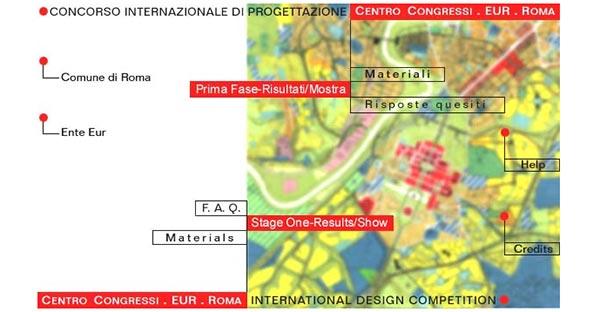 Comune di Roma - Concorso EUR
