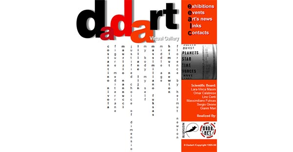 Dadart - Virtual Gallery
